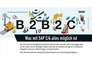 Service Matters! – Was mit SAP C/4 alles möglich ist