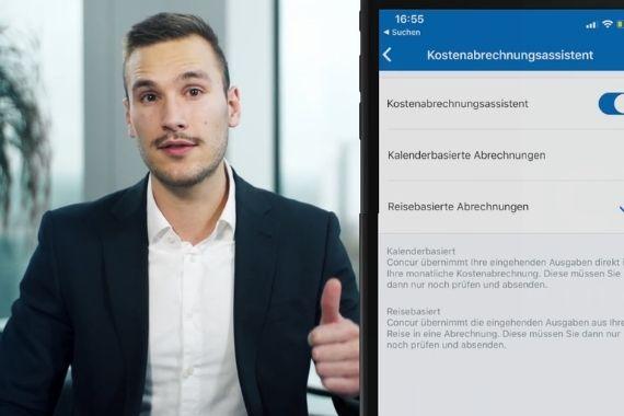 SAP Concur Video Thumbnail