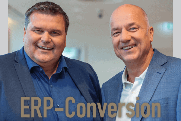E3 Coverstory – ERP Conversion