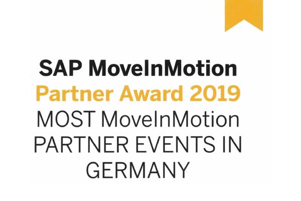 Move in Motion Partner Award 2019