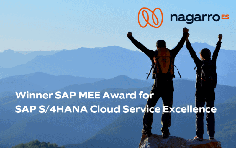 SAP Partner Award Nagarro ES