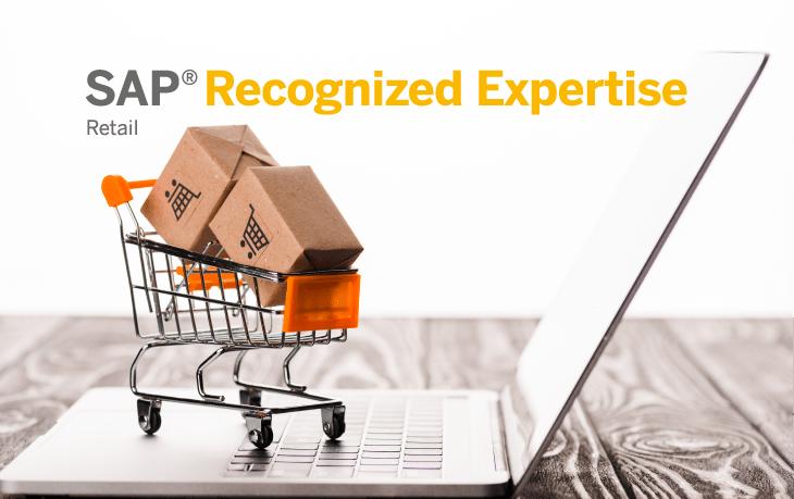 SAP Recognized Expertise Retail