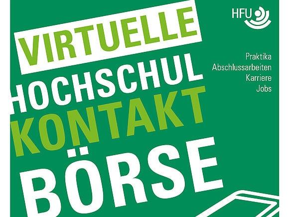 Virtual careers fair, Furtwangen University
