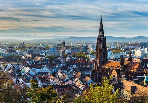 Nagarro ES Standort Freiburg