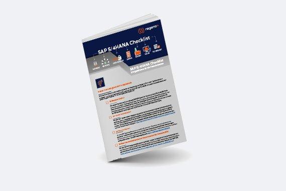 SAP S/4HANA Checklist