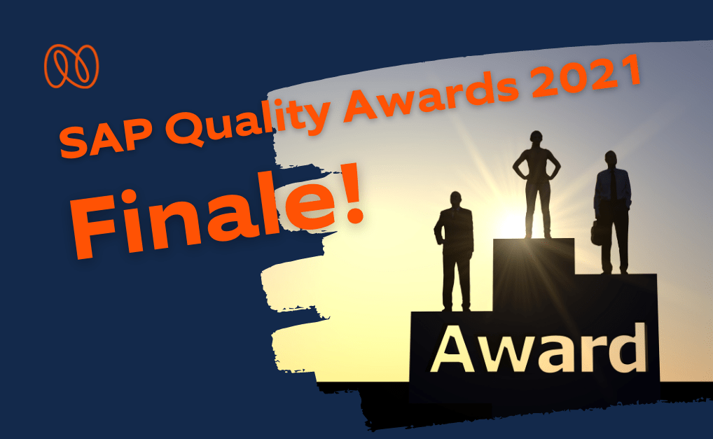 SAP Quality Awards 2021: Our customer Dussmann makes it to the finalist list