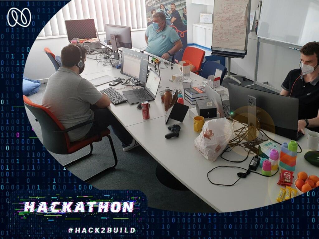 Hackathon SAP Coil : 7 jours pour développer une application innovante