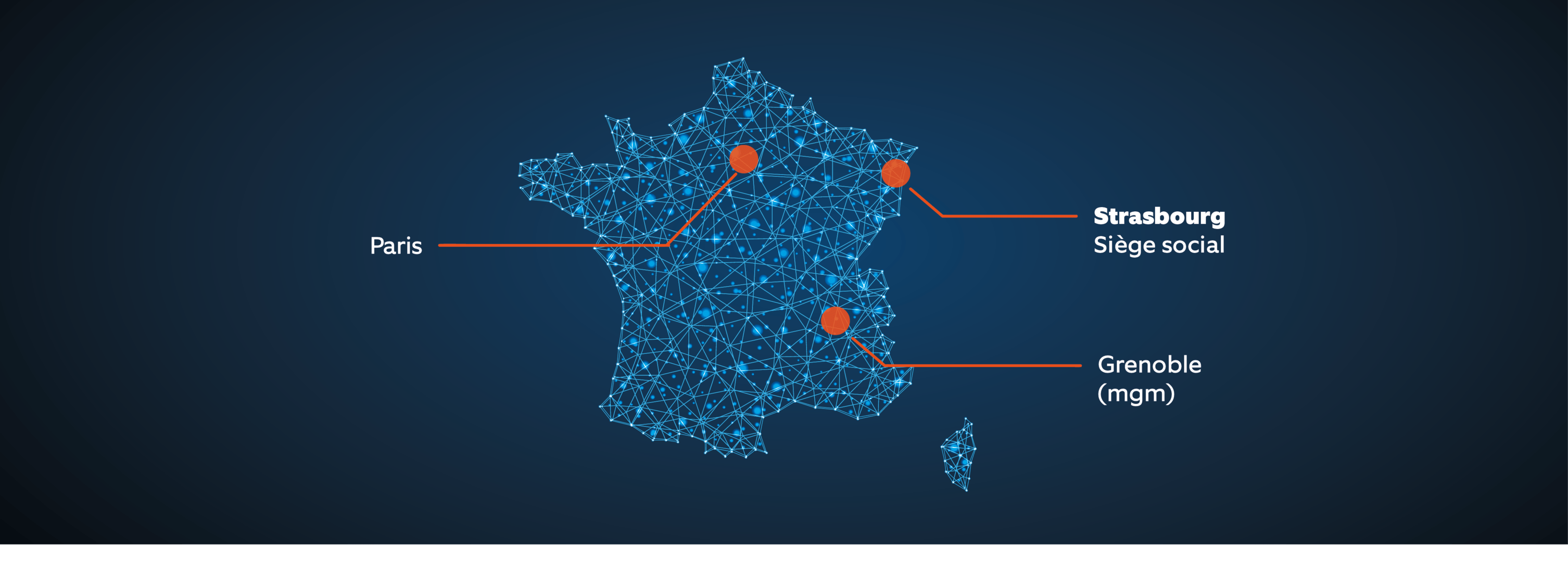 Carte France Nagarro