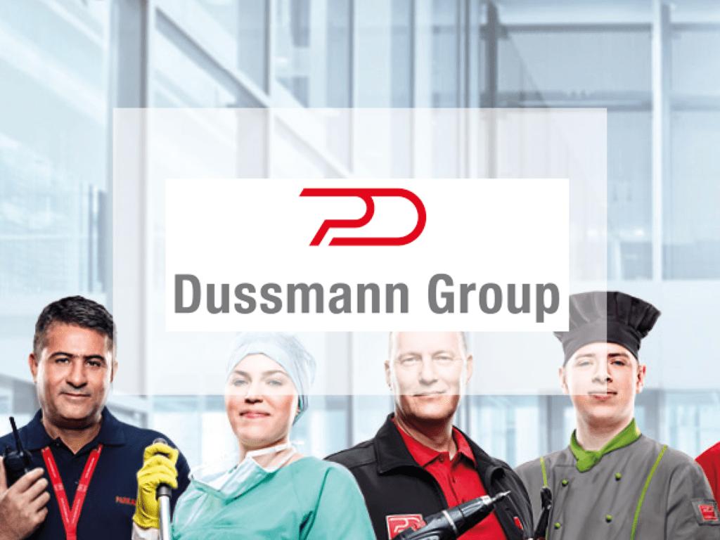 Dussmann Projet SAP s/4HANA